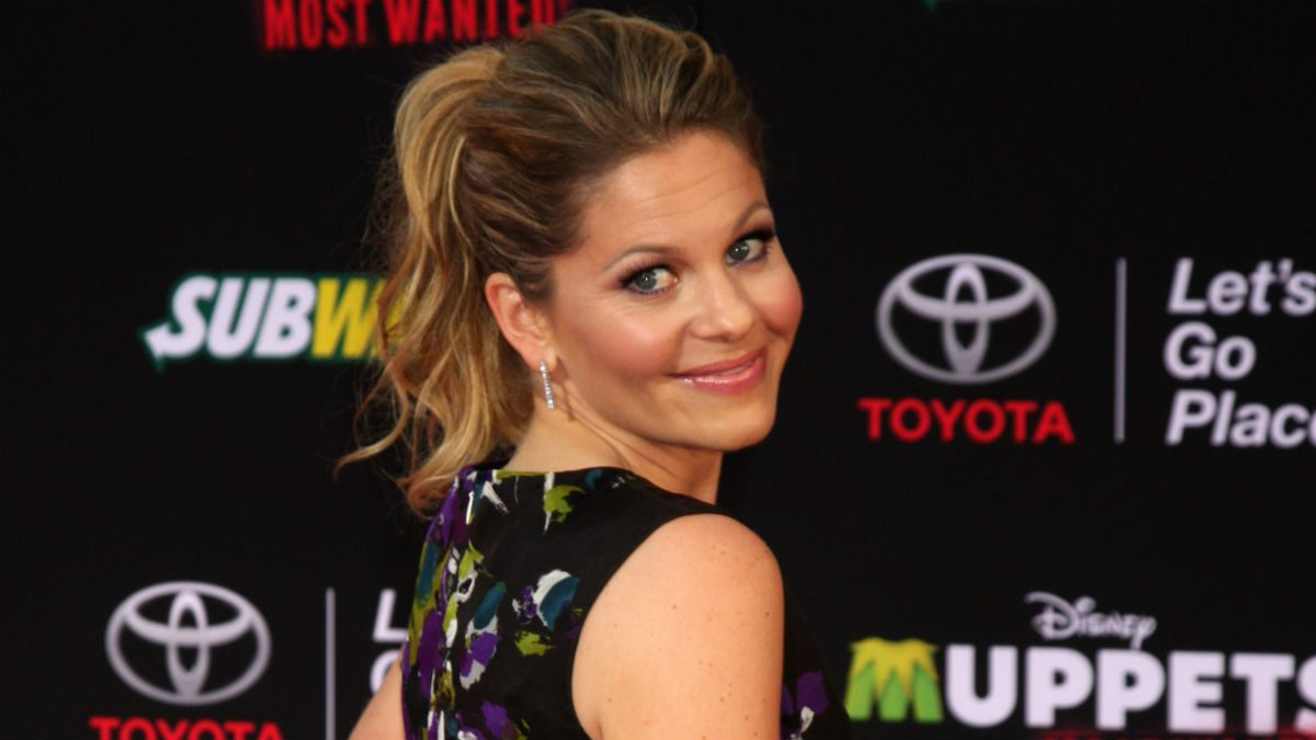 celebrity resolutions 2018 Candace Cameron Bure