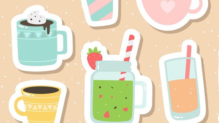drink calories healthy drinks