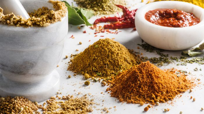 food trends 2018 North African spices