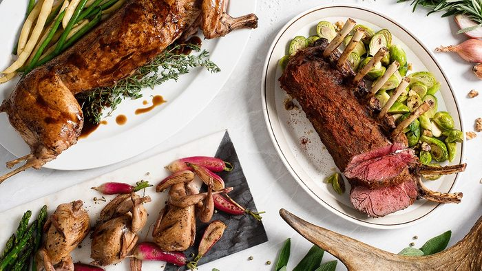 food trends 2018 game meat
