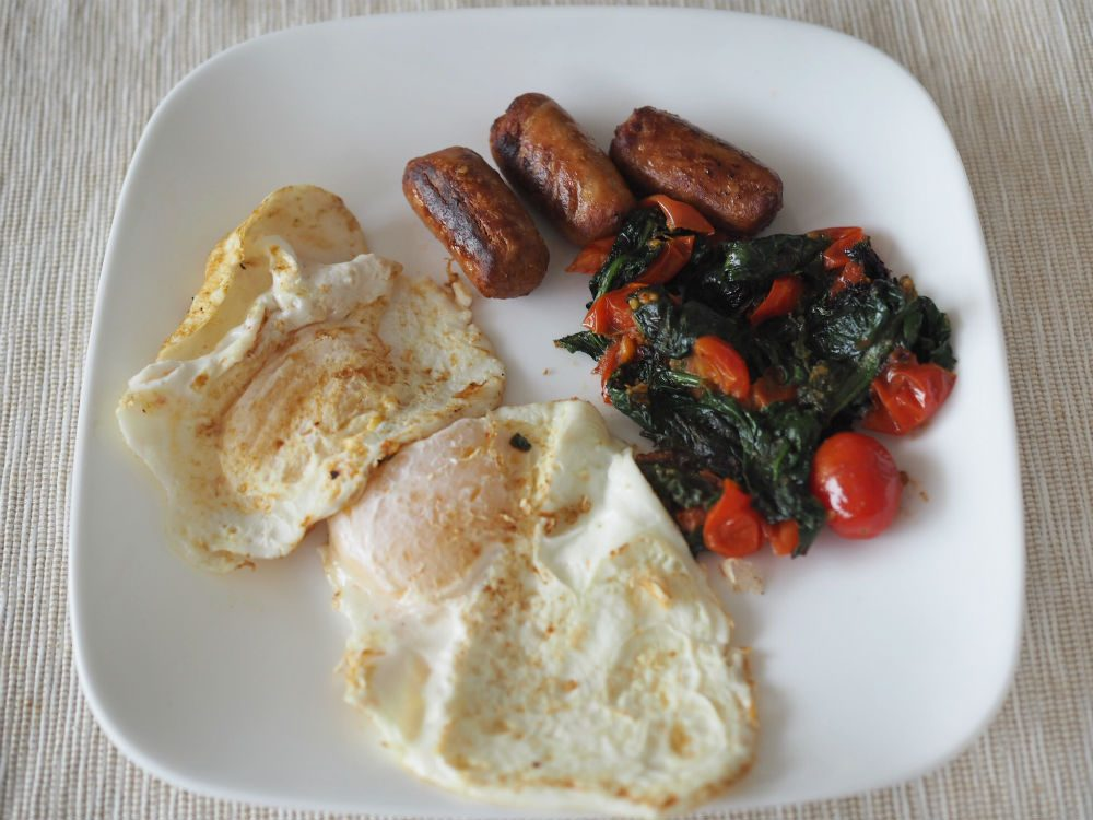 healthy breakfast ideas Beverley Cheng Breakfast