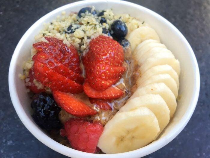 healthy breakfast ideas Vanessa Treasure_Breakfast