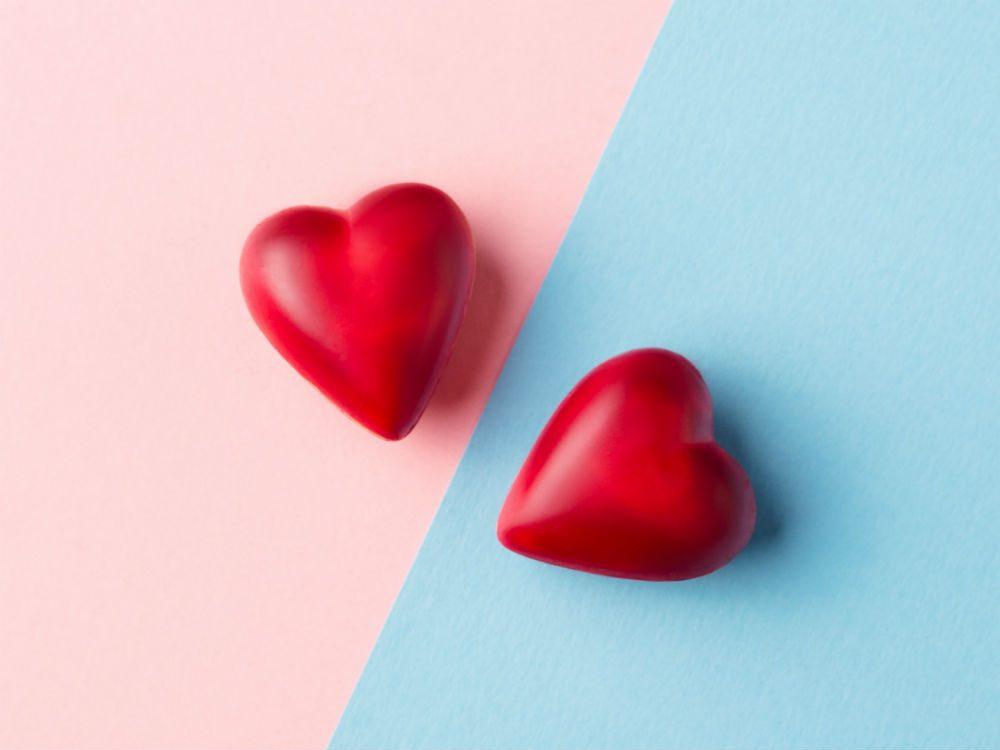 married vs single heart
