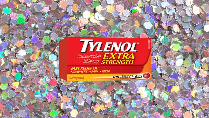 most trusted brands best pain reliever Tylenol