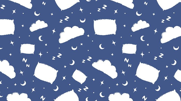 polyphasic sleep pillows