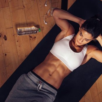 The 10-Second Abs Move That Can Flatten Your Belly