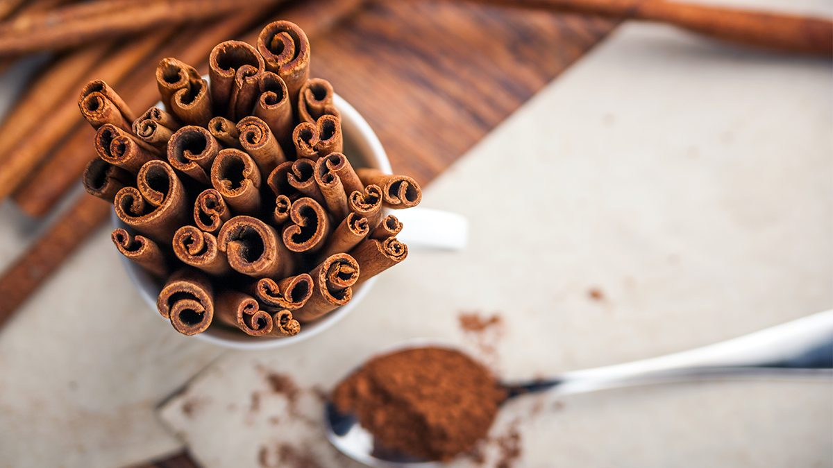 Libido, cinnamon