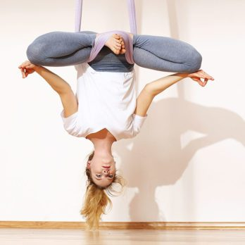 This Gear Alone Will Make You Want To Try Aerial Yoga