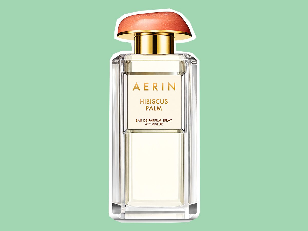 Beauty products to covet, Aerin Hibiscus Palm