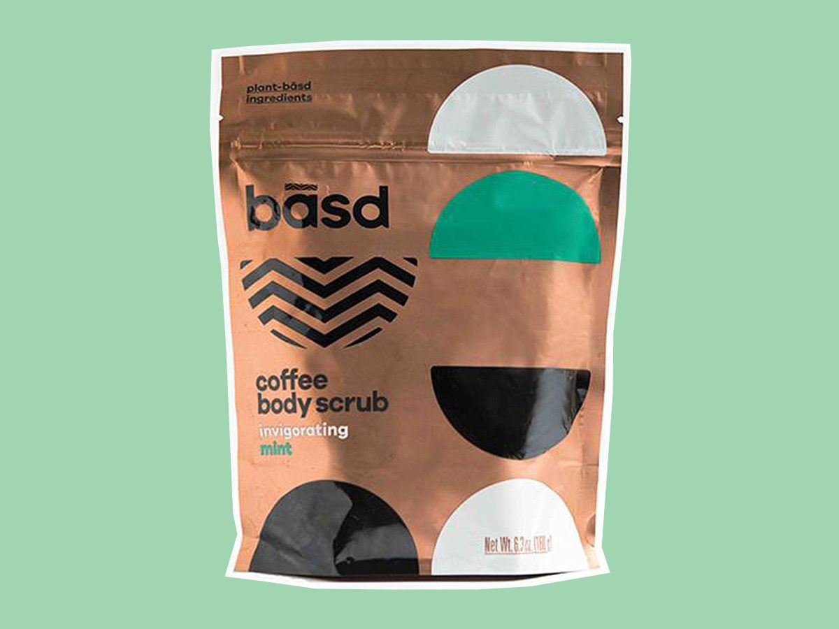 Beauty products to covet, Basd Coffee Body Scrub in Invigorating Mint
