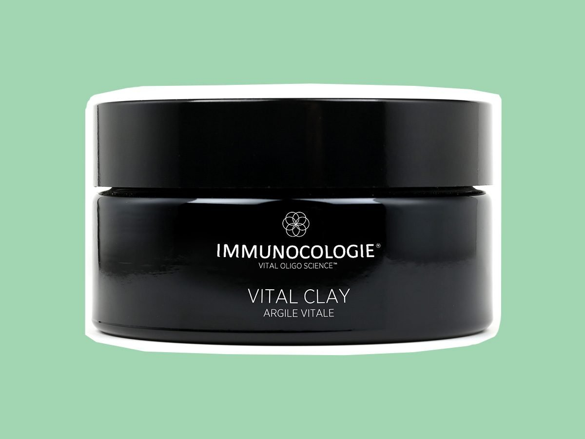 Beauty products to covet, Immunocologie Vital Clay Face Mask