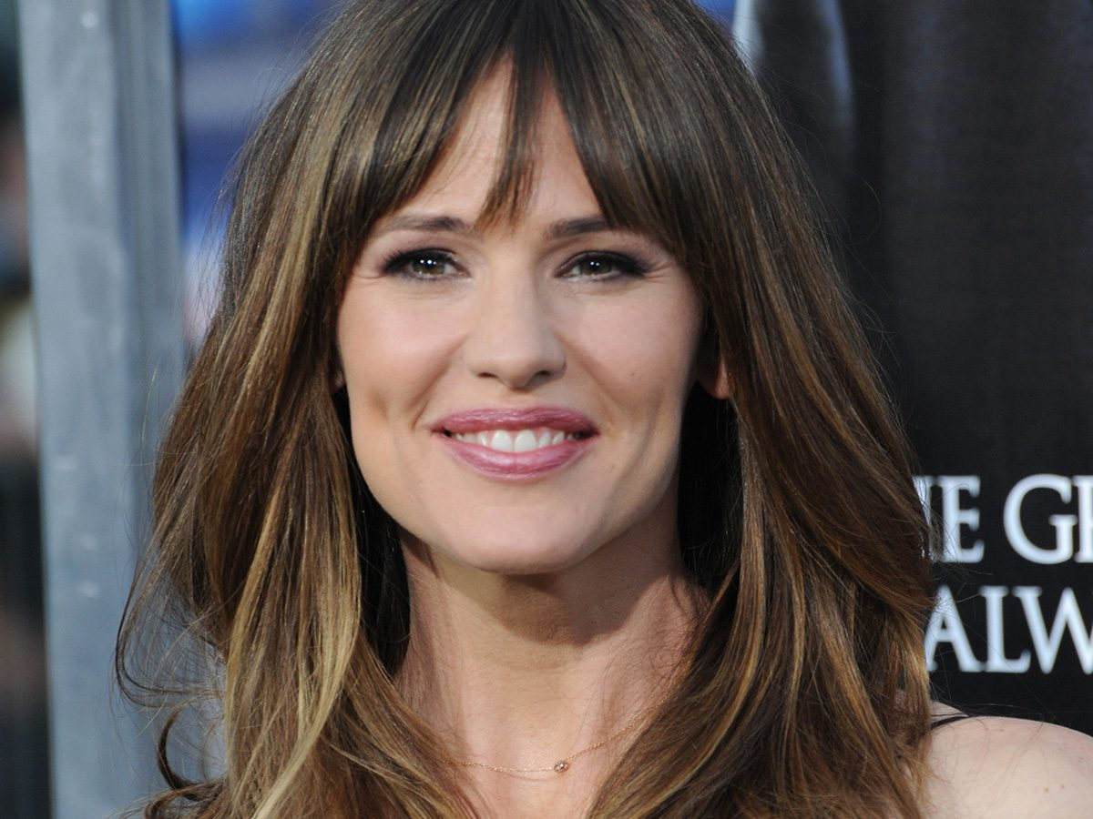 Breakfast smoothie by Jennifer Garner