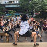 RSVP 33, dance fitness class