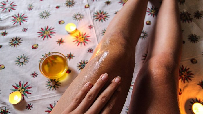 Evening Primrose Oil, Skin