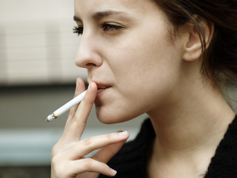 Menthol cigarettes linked to increased smoking among teens.