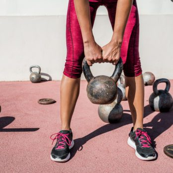 Burn Major Fat — Not Muscle! — with this Hardstyle Kettlebell Workout