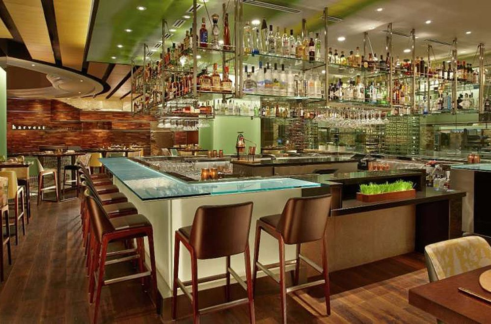 Las Vegas Harvest by Roy Ellamar restaurant interior