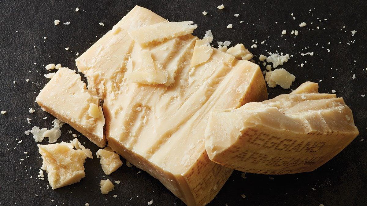 Parmigiano Reggiano, cheese
