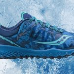 This Shoe Makes Running on Icy Roads a Breeze