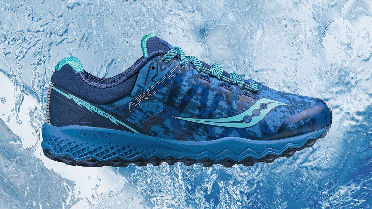 Saucony, running shoe