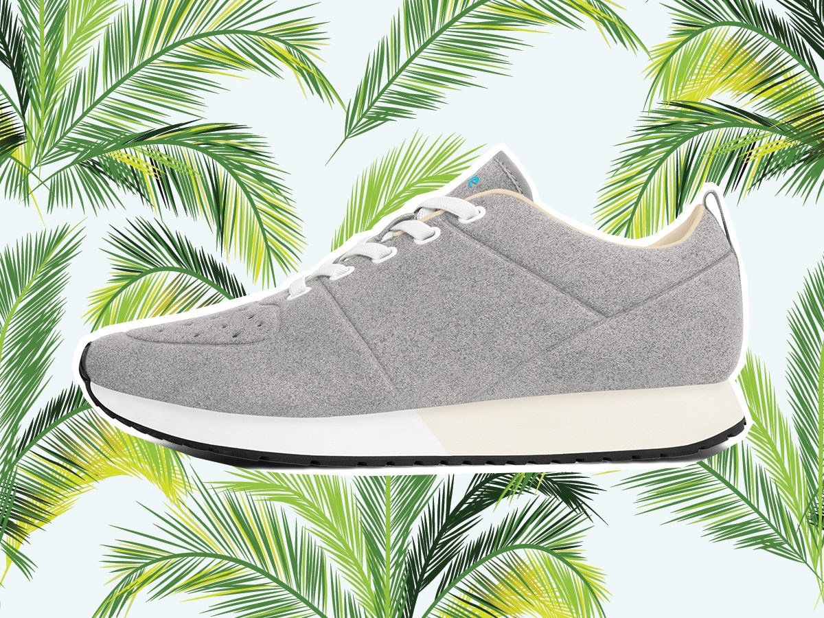 Casual sneakers for vacation