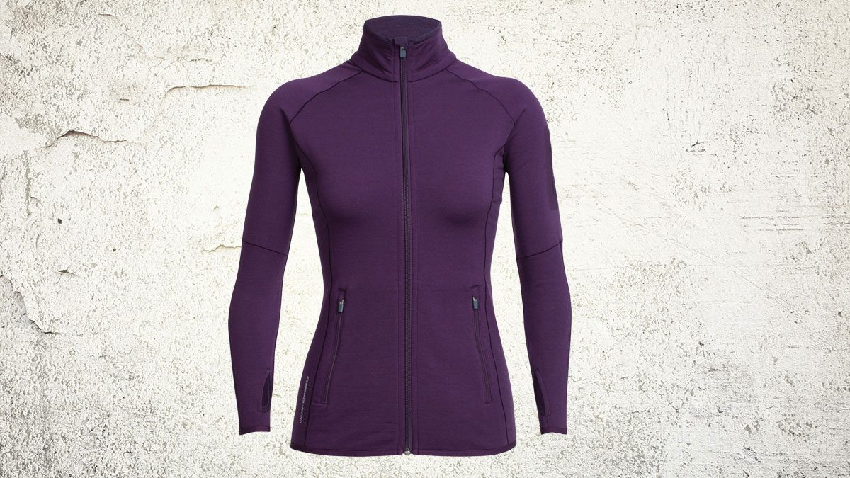Winter Running Gear, mid-layer