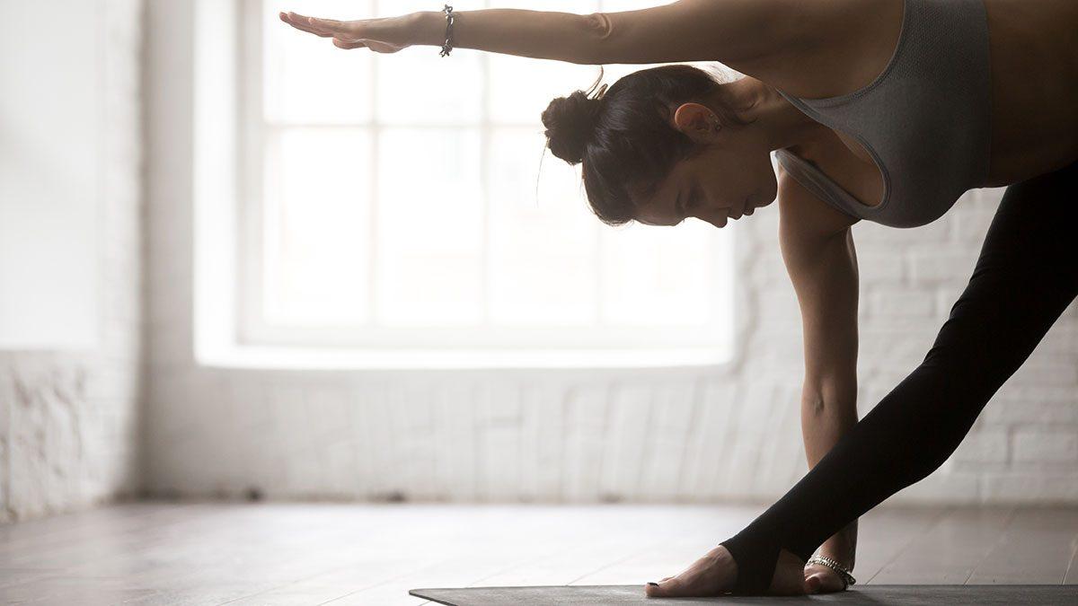 Yoga, foggy brain
