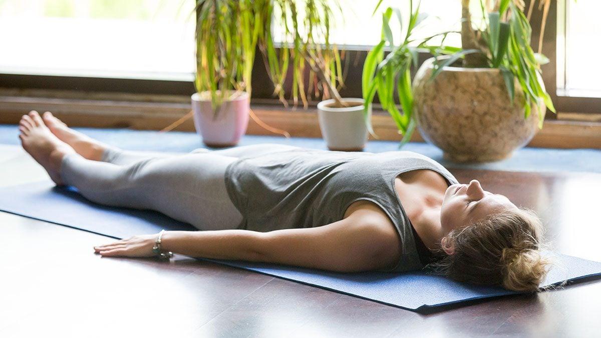 Yoga, relax