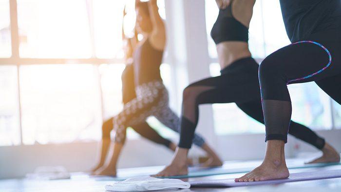 Yoga, stretch