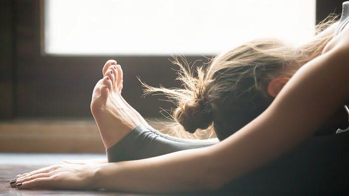 Yoga, unbalanced