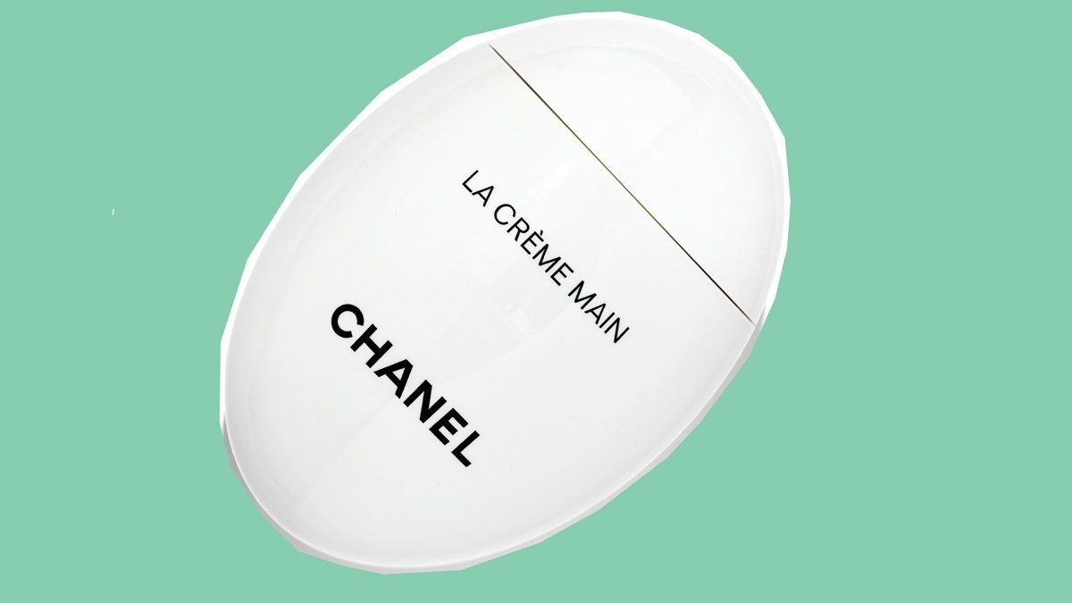 winter hand cream Chanel La Creme Main