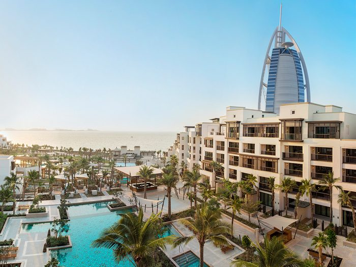 Jumeirah Al Naseem in Dubai