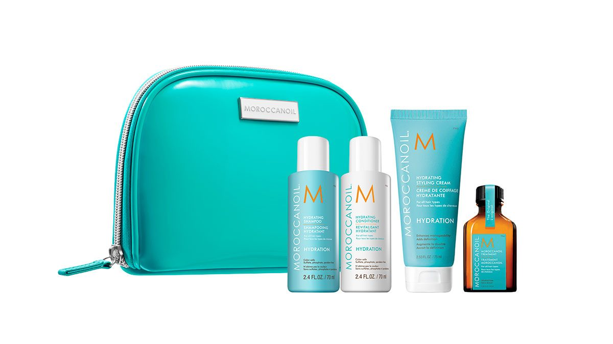Beauty Gym Kits, Moroccan Oil