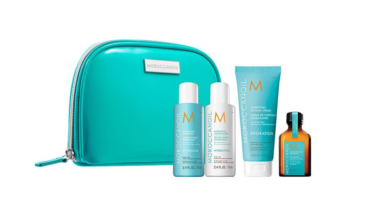 Beauty Gym Kits, Moroccan Oil