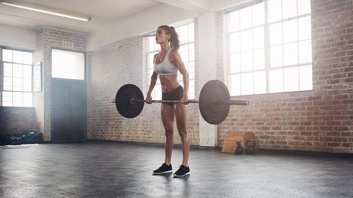 Body Image, weights