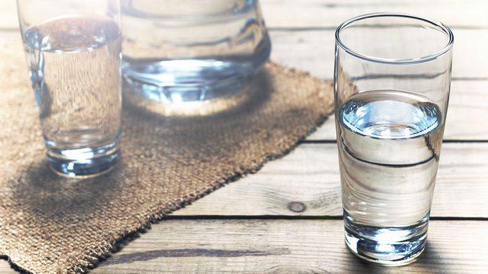 Borderline Diabetic, water