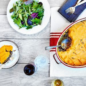 You'll Love This Twist on Shepherd's Pie with Sweet Potato