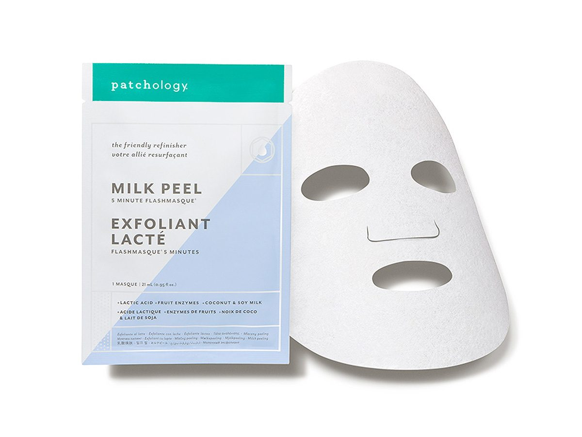 Patchology Milk Peel 5-Minute Flash Masque