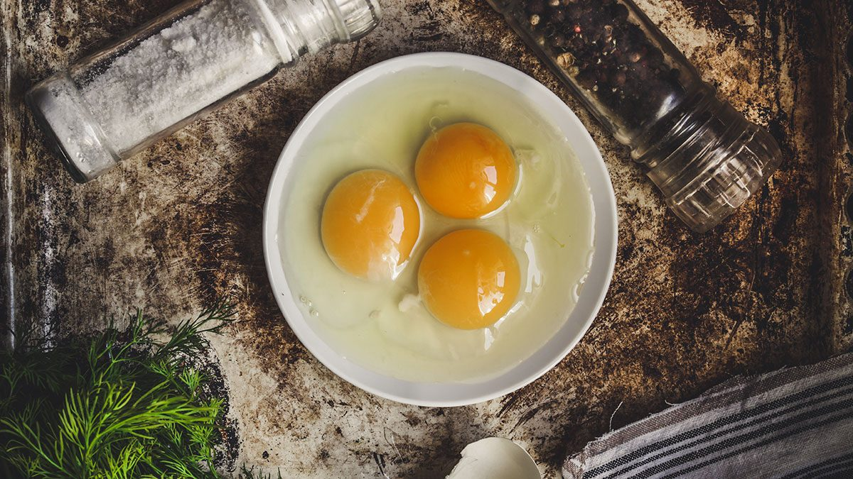 Food Myths, Egg Yolk