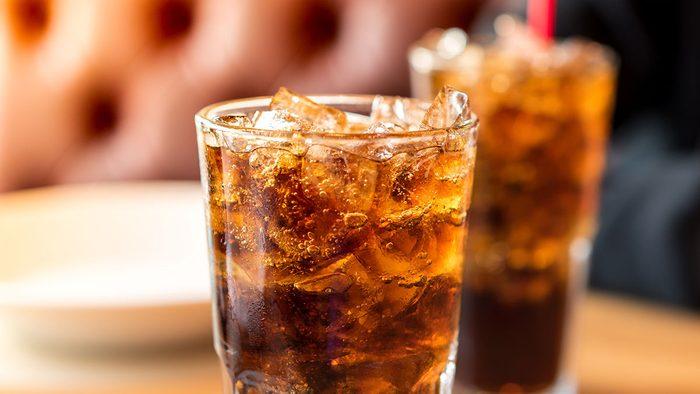 Food Myths, Soda