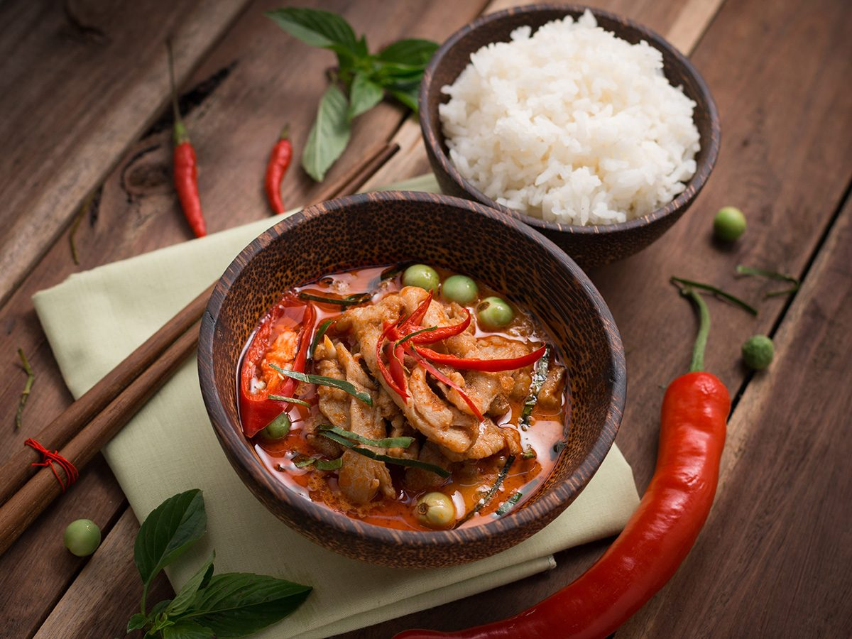 Spicy foods that cause heartburn