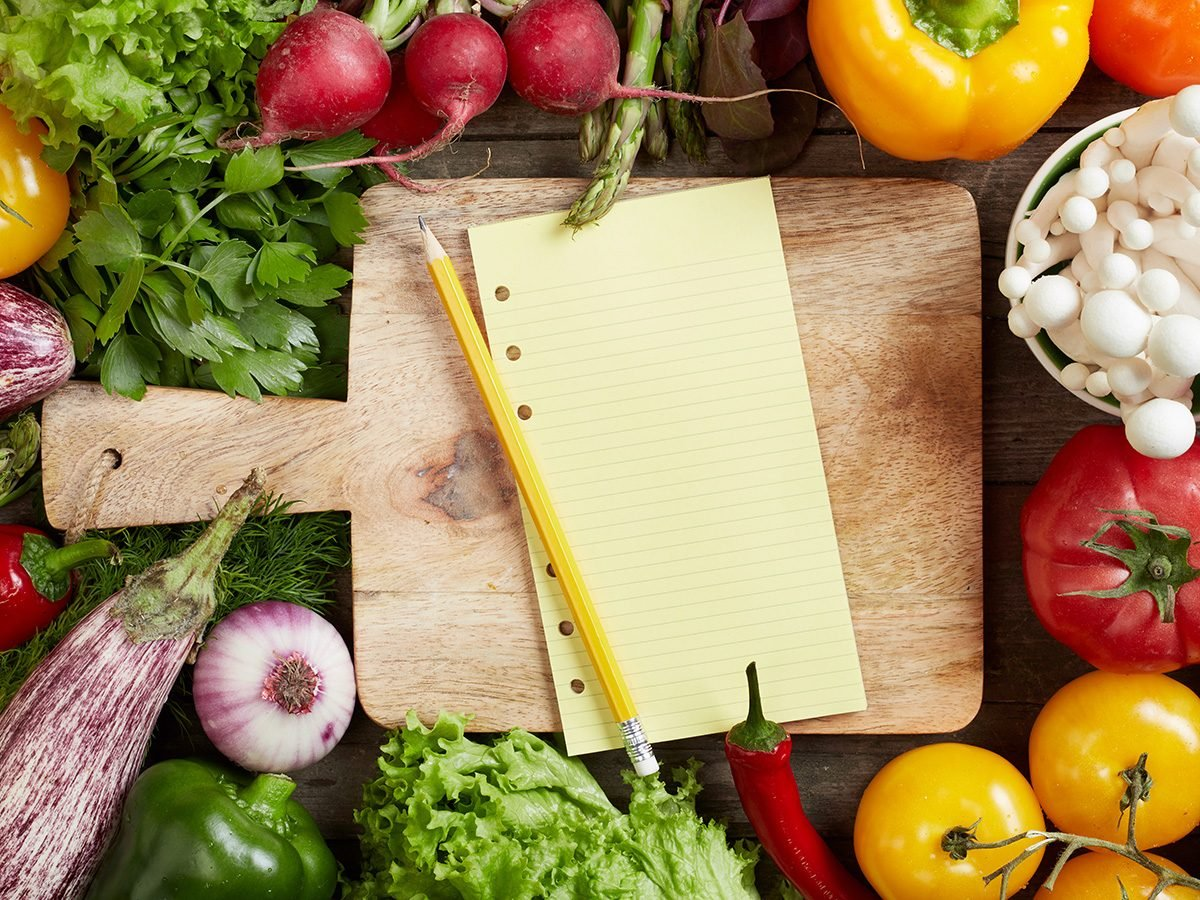 How To Eat Healthy Start With A Simple Grocery List