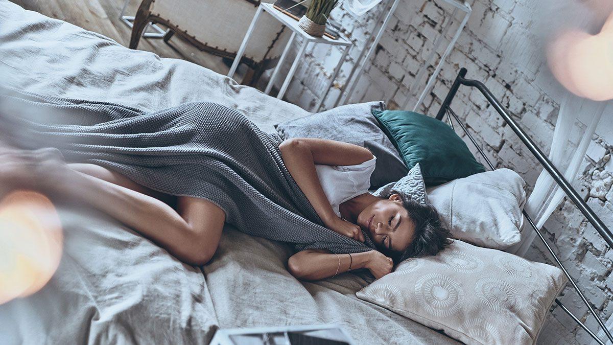 Missed Period, sleep
