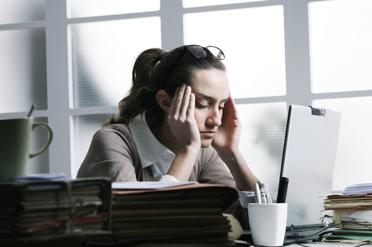 headache food triggers