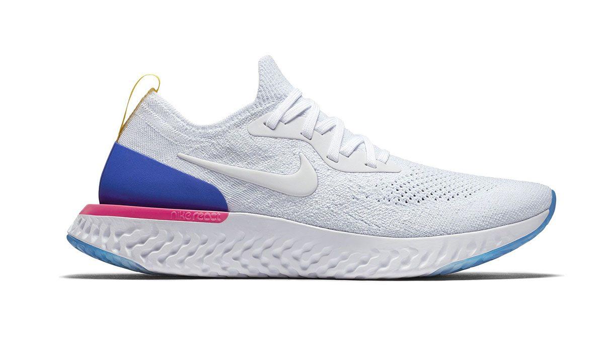 Running Shoe Tips, Nike