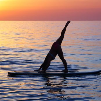 We Found the Perfect Gear For Your SUP Yoga Class