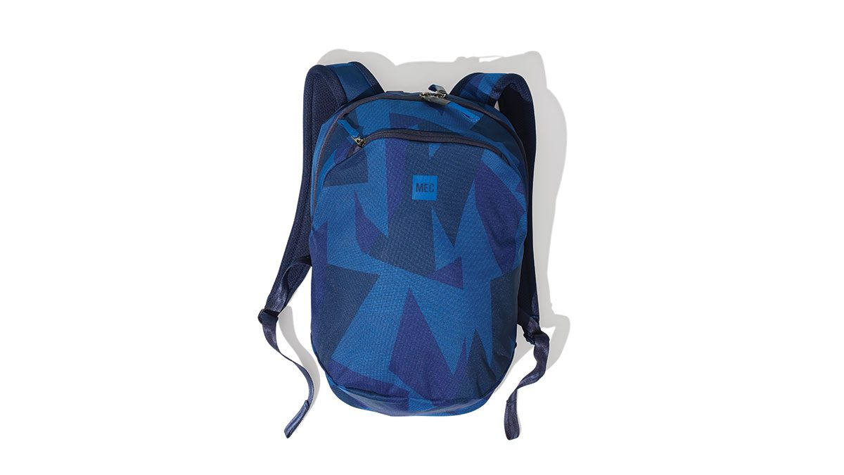 SUP yoga, backpack