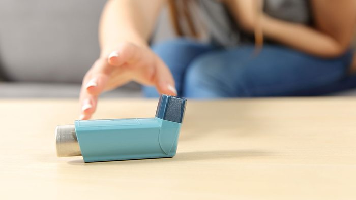 Smartphones, Asthma