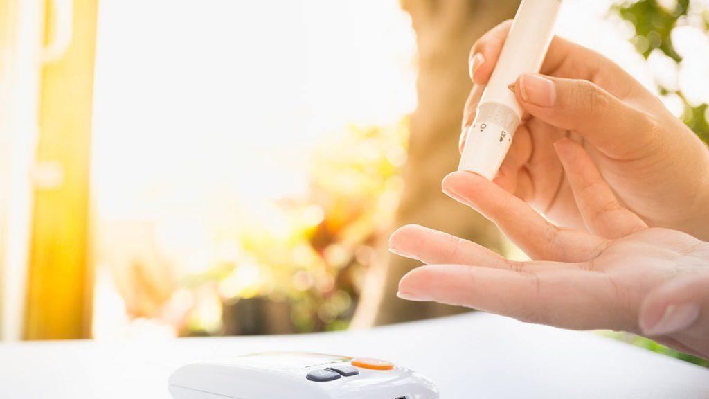 Smartphones, Diabetes