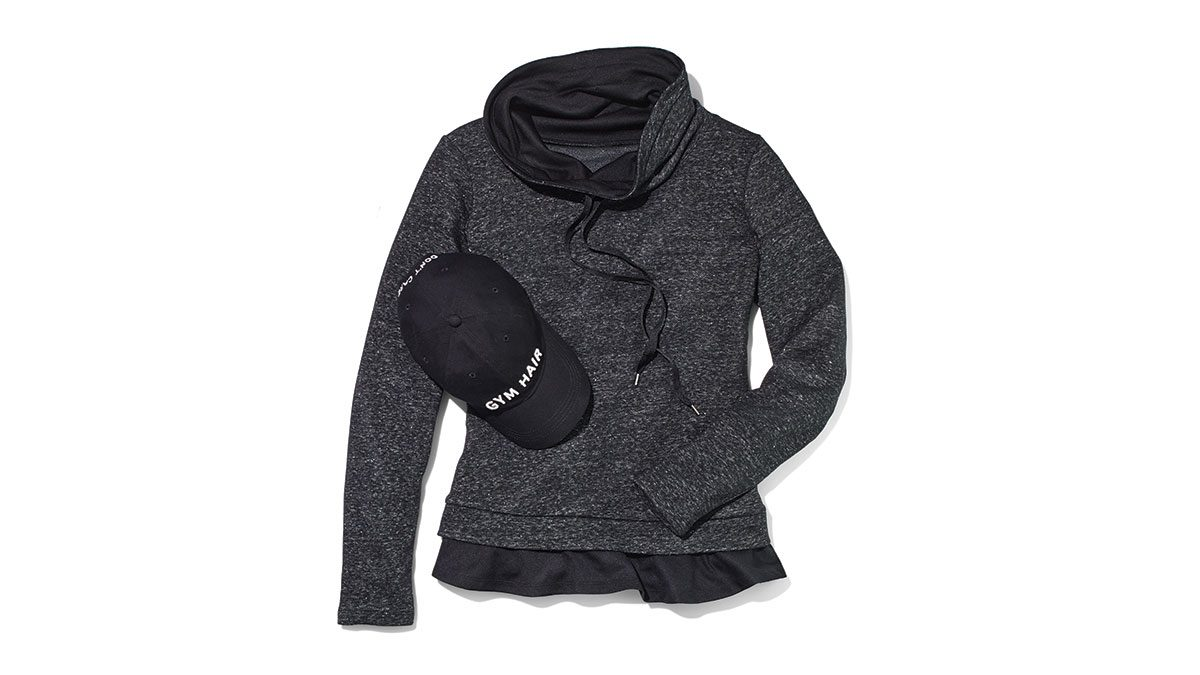 Spynga, top and cap